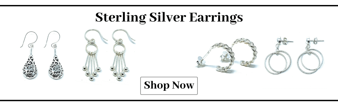 Best Sterling Silver Earrings