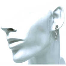 Sterling Silver Open Circle Earrings - SeaSpray Jewelry