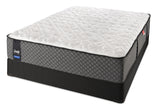 Sealy Niagara Mist Hybrid Tight Top Firm Mattress Set