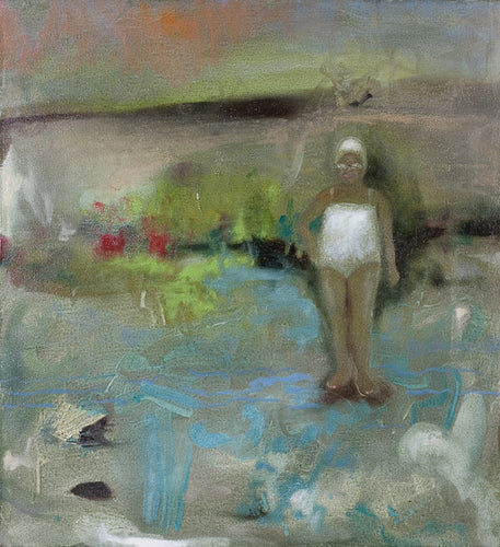 Beach Baby, Limited edition archival pigment print