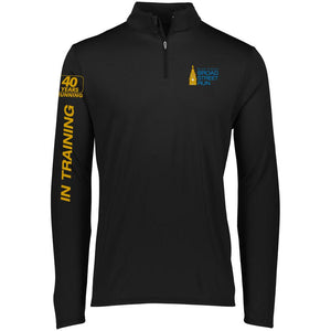 2019 Broad Street Run 1/4 Zip Pullover Jacket - Men's