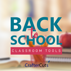 Back to School Classroom Tools by Silhouette