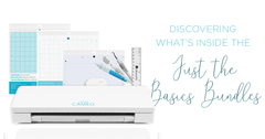 Discovering What's Inside: The Just the Basics Silhouette Bundle