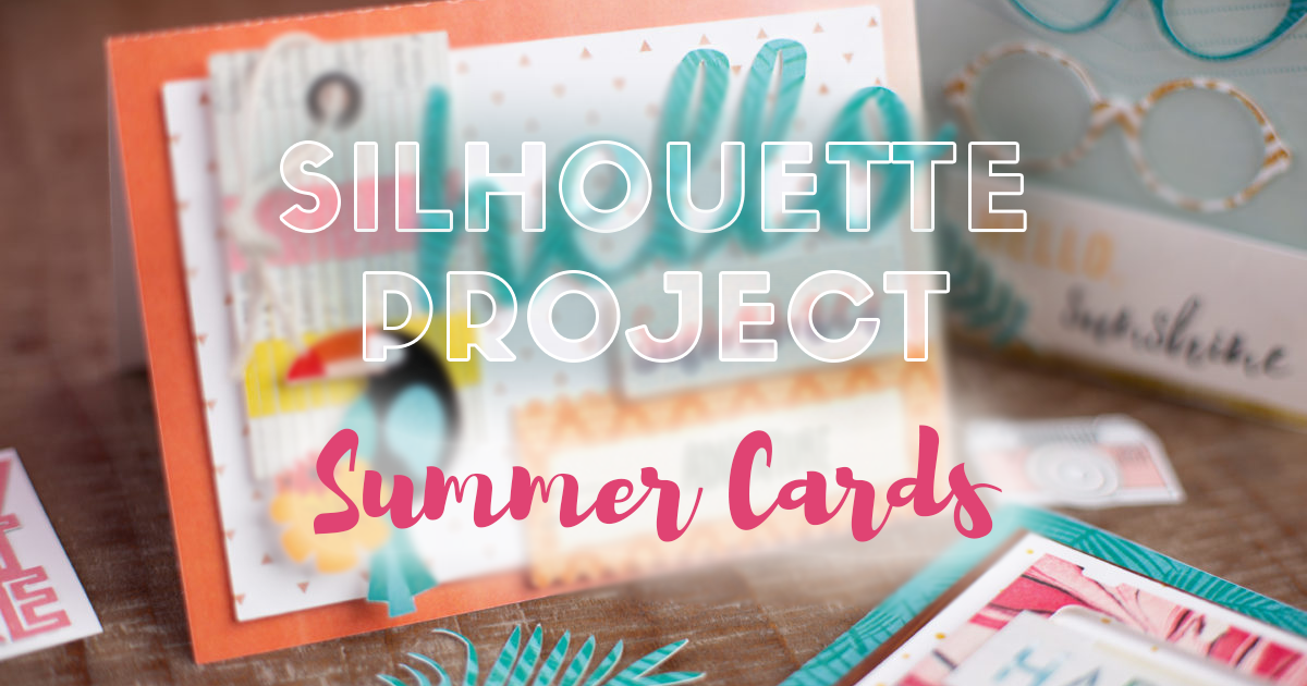 Summer Cards Project