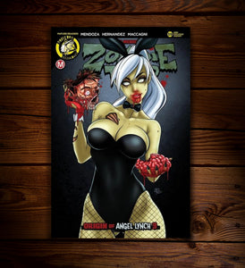 ZOMBIE TRAMP #59 - (ABBA'S EXCLUSIVE) REGULAR