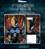 VENOMIZED VEGETA - HOLOFOIL CARD