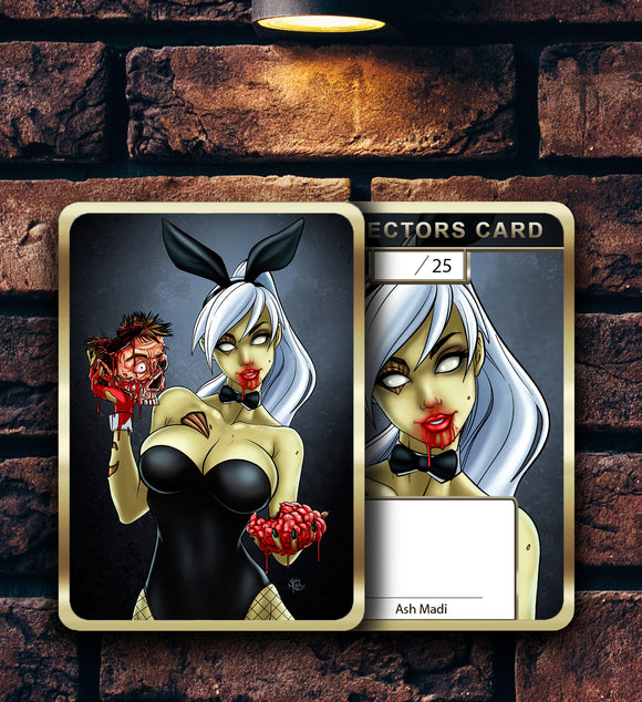 ZOMBIE TRAMP - HOLOFOIL CARD