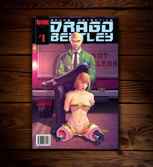 DRAGO BENTLEY #1 - REGULAR TRADE DRESS