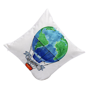Seek Adventure Cushion Cover Home Decor