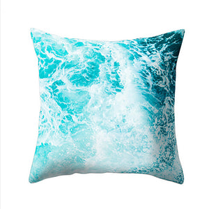 Blue Waters Cushion Cover