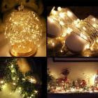 1M String Fairy Light 10 LED Battery Operated Lamp