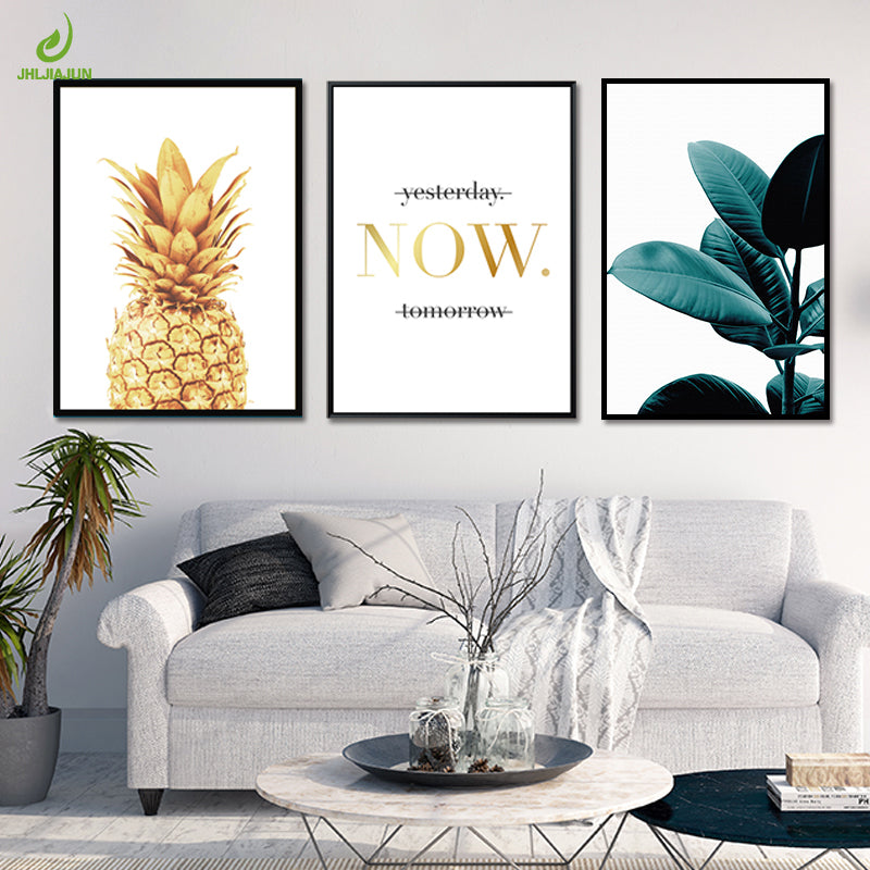 Modern Nordic Simple Canvas Art Painting