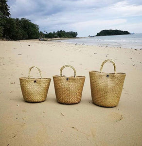 Create Your Own Unique Hand Painted Bespoke Straw Bags
