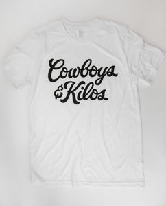 Cowboys & Kilos Men's Crew Neck Tee