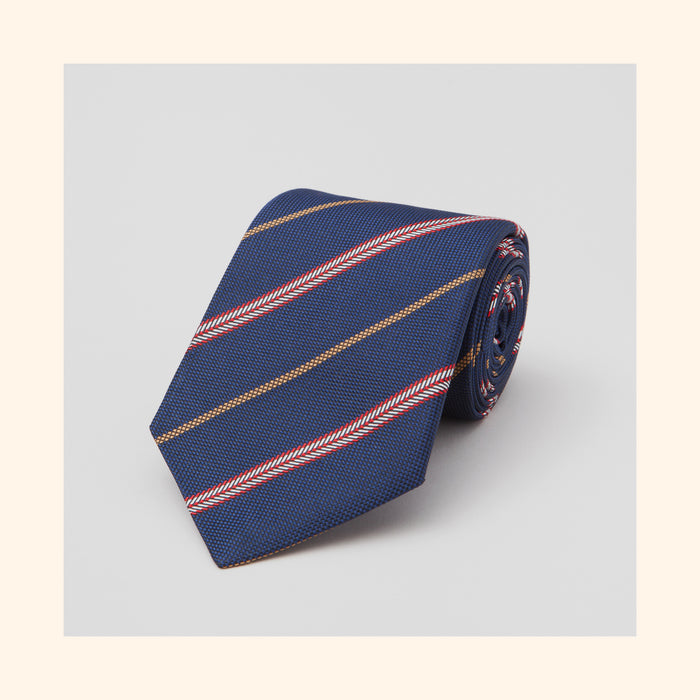 Royal Navy Submarine Service Silk Tie