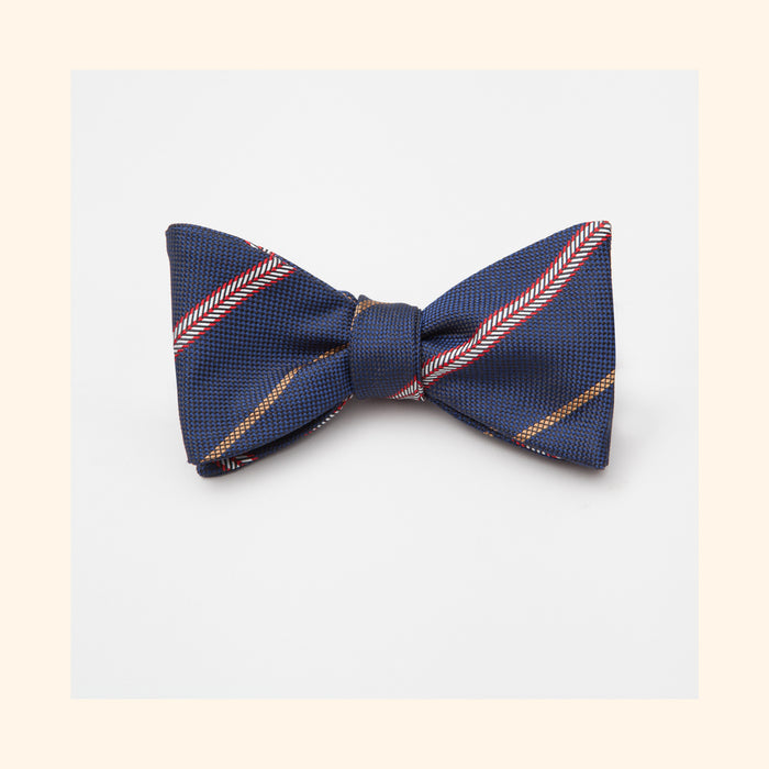 Royal Navy Submarine Service Silk Bow Tie