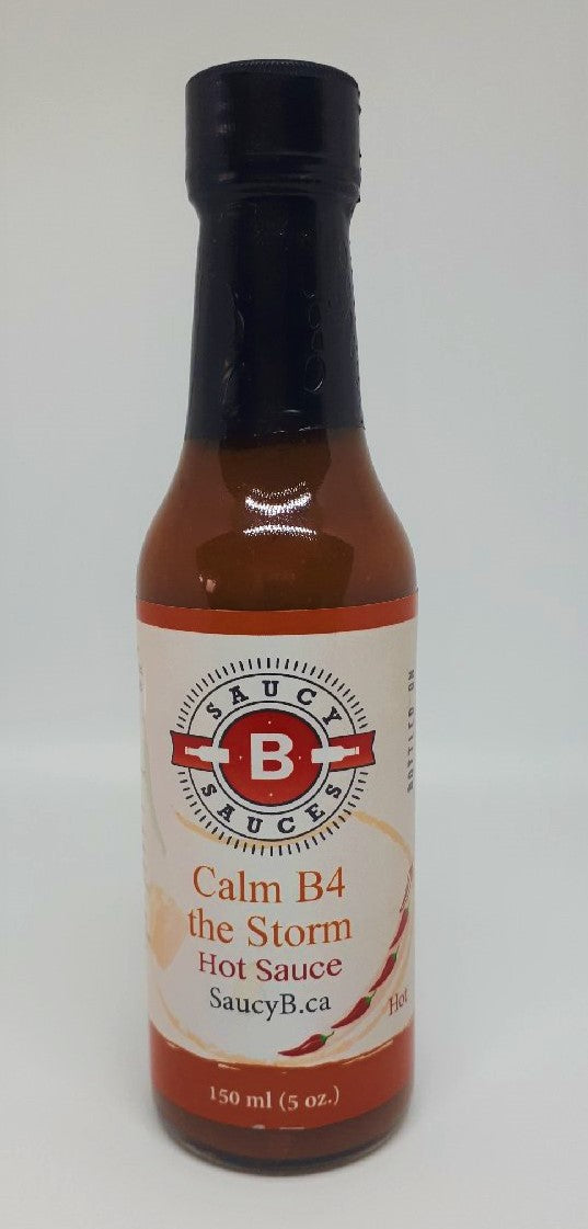 Calm B4 the Storm 5 oz. 🌶️🌶️🌶️🌶️ (hot)