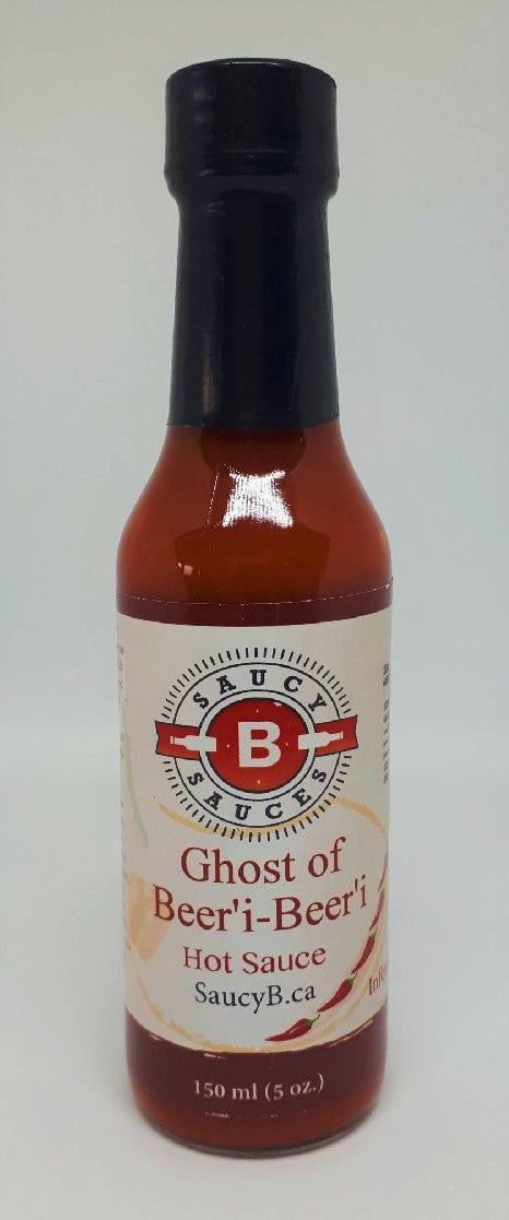 Ghost of Beer'i-Beer'i 5 oz. 🌶️🌶️🌶️🌶️🌶️ (inferno)