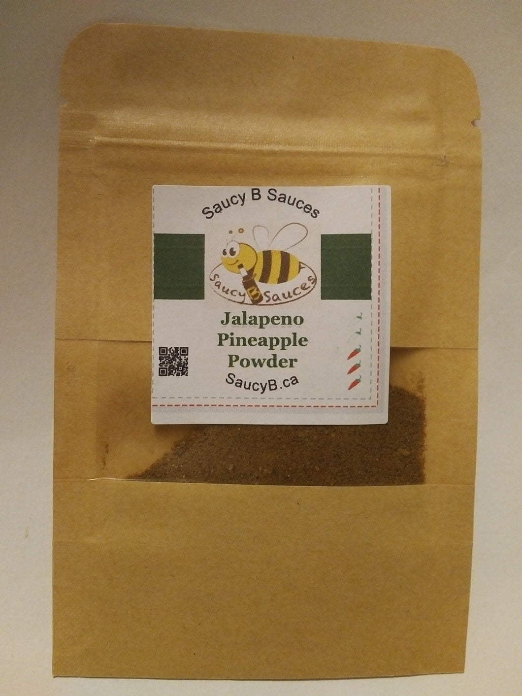 Jalapeno Pineapple powder