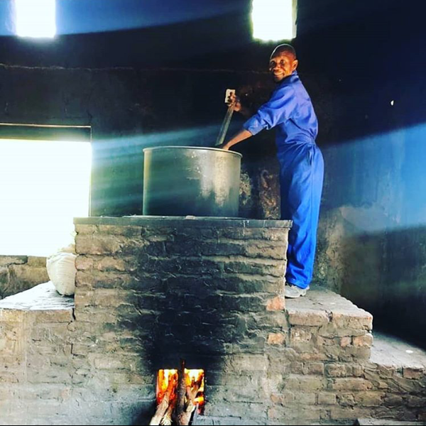 Efficient stoves for tea-drying at Satemwa Estate. Photo by Satemwa (https://www.instagram.com/satemwa/)