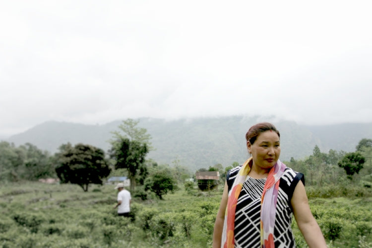 Yankhu Tamang of Yanki Tea and the Darjeeling Orthodox Small Growers Collective