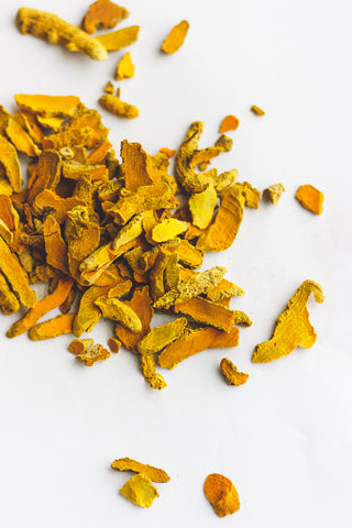 organic whole dried turmeric