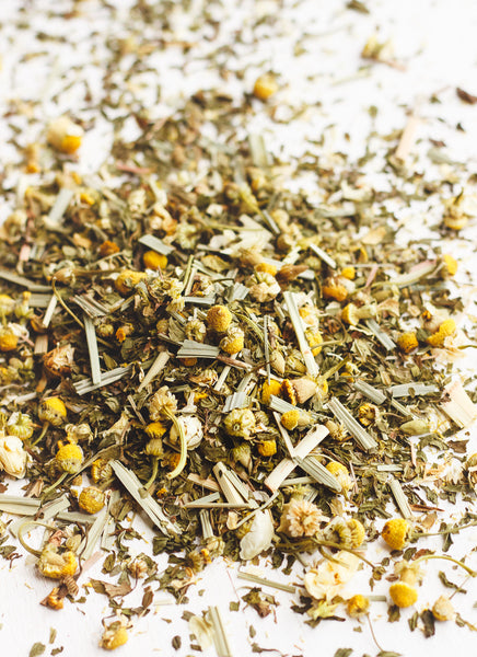Loose Leaf Chamomile Tea