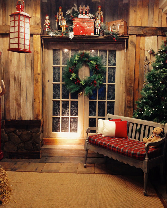 A Rustic Christmas Theme