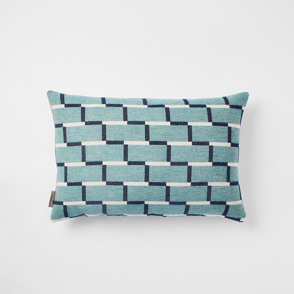 Steps Cushion | Indigo