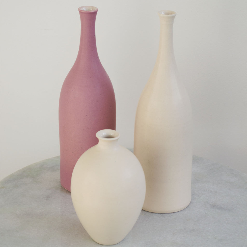 Dusty Mauve Bottle