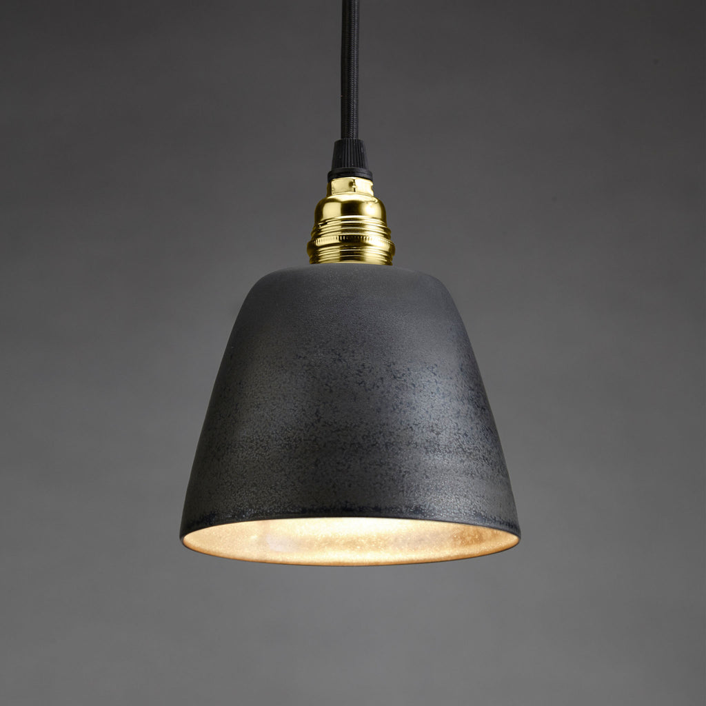 Simple Pendant | Black