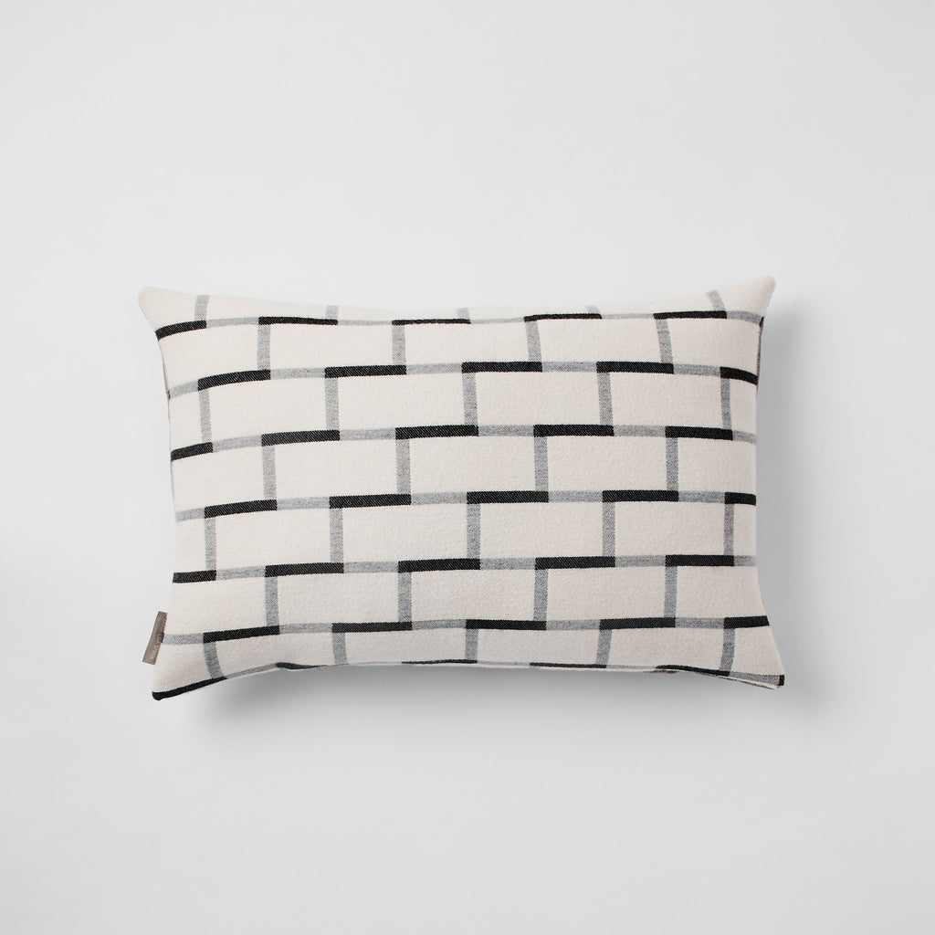 Steps Cushion | White