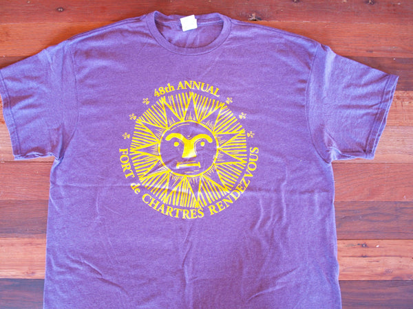 48th Annual Rendezvous tshirt
