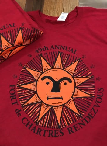 49th Annual Rendezvous tshirt-Shipped