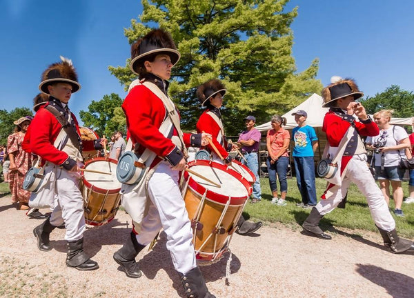 Fife & Drum Corp Rendezvous 2018 photo