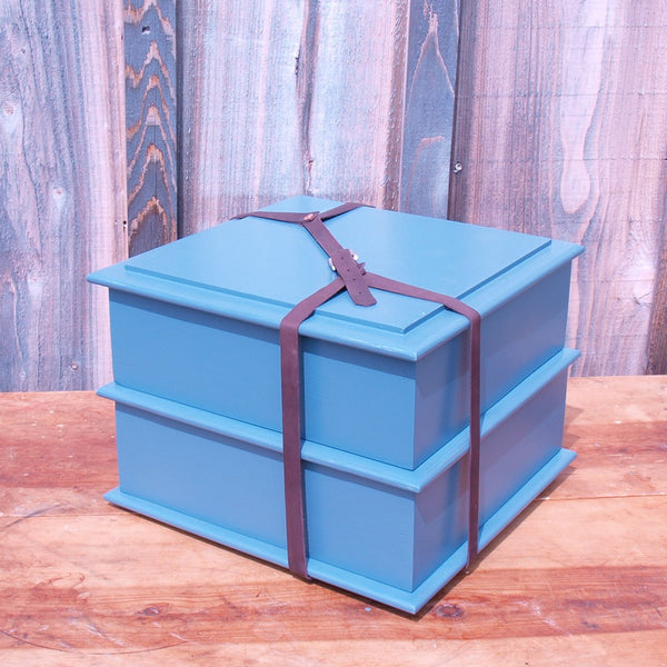 Stackable Bakers Boxes with Carrier