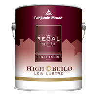 Benjamin Moore REGAL® Select Exterior Paint - Hillcrest Paint