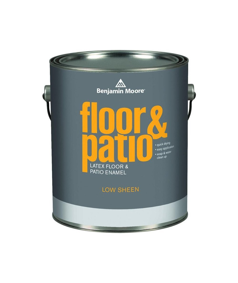 Benjamin Moore Floor & Patio Latex Enamels