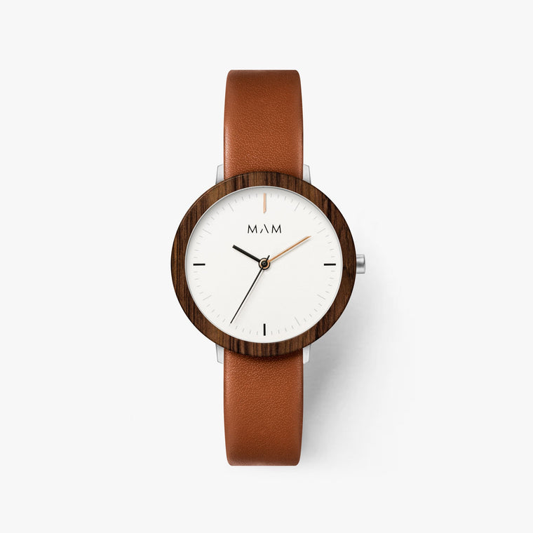 Personalised watch wood Mam Originals | FERRA  637