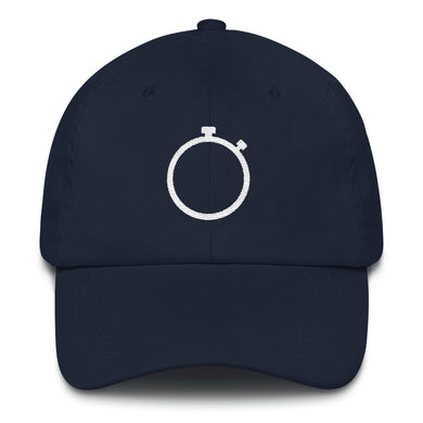 Sworkit Navy Low Profile Hat