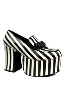 Banshee Heel Striped