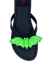 Bat Sandal Green
