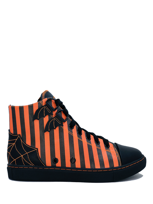 Chelsea Web Orange Stripe