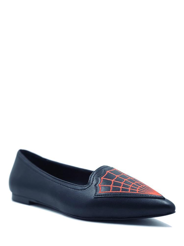 Black Widow Flat