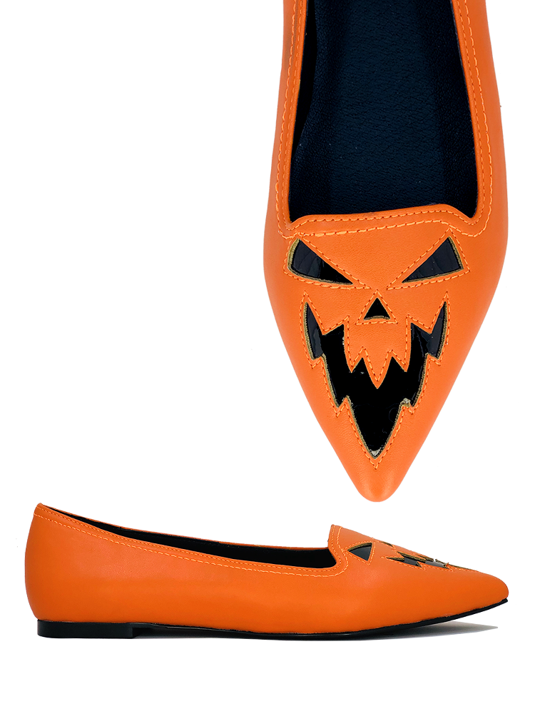 PRESALE SHIPS 8/7 Dagger Scary Jack Orange