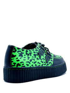 Krypt Green Leopard