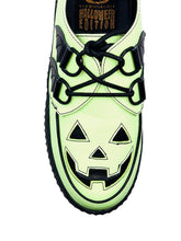Krypt Jackolantern Green Glow in the dark
