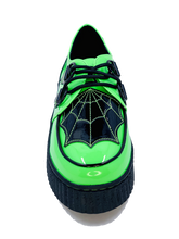 Krypt Web Monster Green