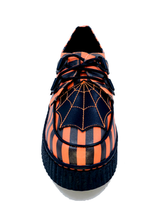Krypt Web Orange Stripe