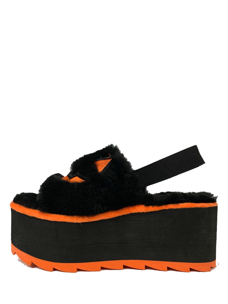 LILLY JACKOLANTERN - BLACK/ORANGE